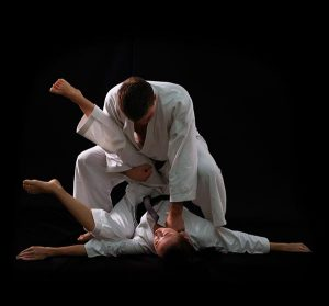 Selbstverteidigung mit Jiu Jitsu